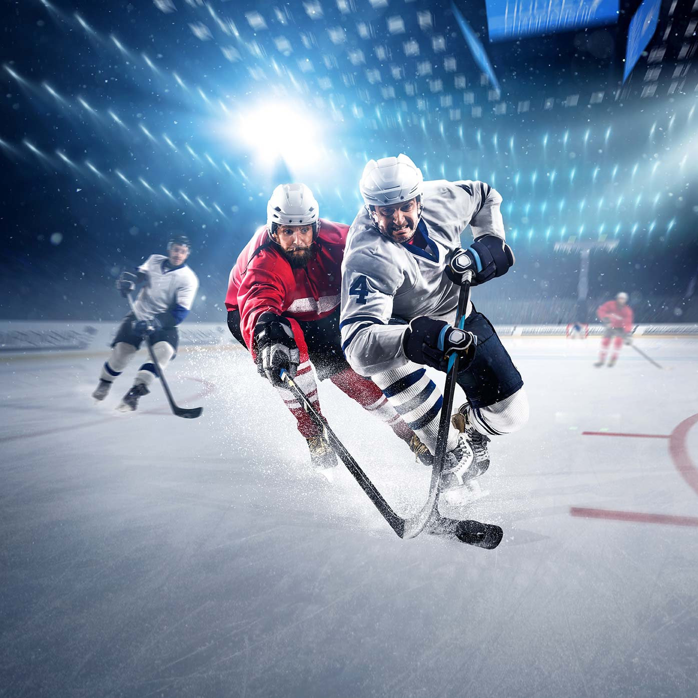 betta på hockey